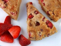 Strawberry Scones 1