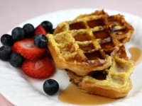 French Toast Waffles