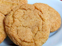 Maple Crackletop Cookies
