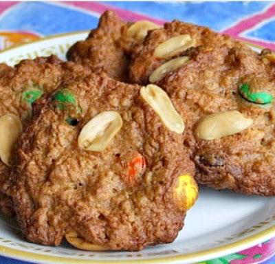Oatmeal Jumbos Cookies