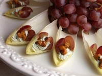 Endive Petals with Blue Cheese