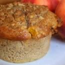 Sweet Peach Muffins