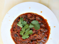 Black Bean Turkey Sausage Chili Recipe