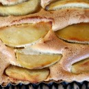Caramelized Apple Brown Butter Custard Tart