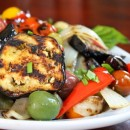 Grilled Vegetable Salad 1
