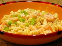 Rotini with Shrimp Pic