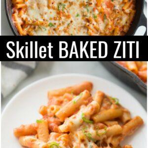Skillet Baked Ziti