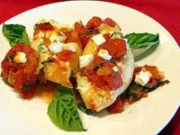 Stuffed Shells with Feta and Herbs