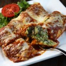 Zucchini and Beef Enchiladas