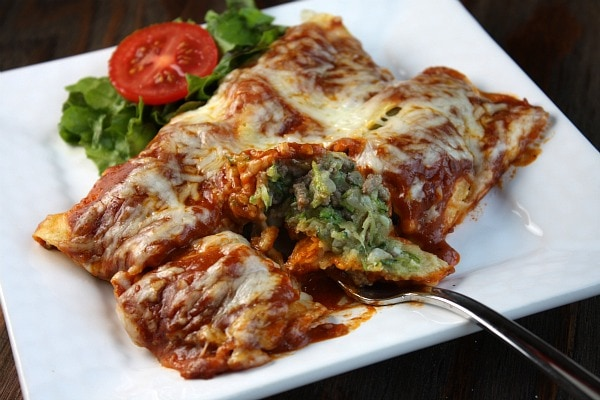 Your family won't be able to resist these delicious (and easy!) enchilada recipes
