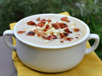 Fresh Corn Chowder