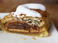 Peanut Butter Smores Turnovers