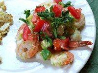 Shrimp Mezcal