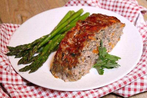 Easy Turkey Meatloaf recipe from RecipeGirl.com
