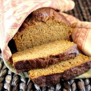 Whole Wheat Olive Oil Pumpkin Bread2