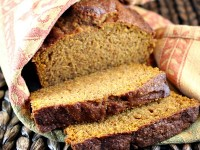 Whole Wheat Olive Oil Pumpkin Bread2