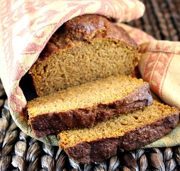 Olive Oil Pumpkin Bread Recipe — Dishmaps