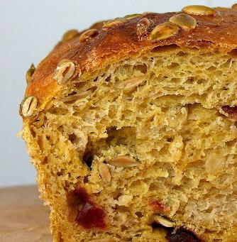 Oatmeal Pumpkin Seed Bread Recipe Girl