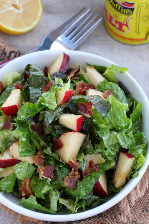 Apple Bacon Salad Recipe