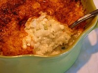 Baked Parmesan Rice Pic