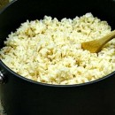 Brown Butter Rice Pic
