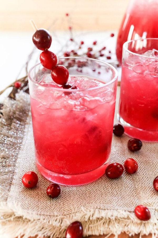 Cranberry Sipper Recipe