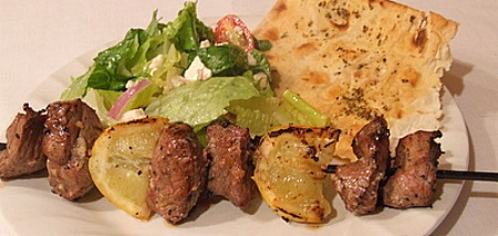 ... lamb with charmoula lamb kebabs with charmoula citrus dressing recipes