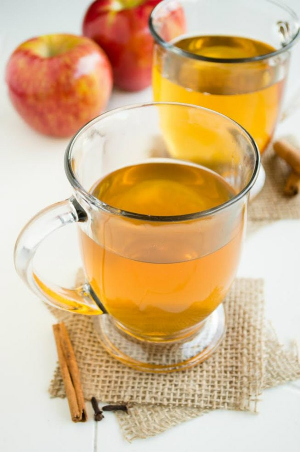 Hot Spiced Cider for Two