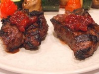 Lamb Chops with Black Hab Glaze 2