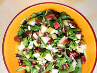 Pear and Apple Salad