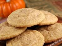 Pumpkin Snickerdoodles 4
