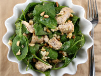 Turkey Salad with Chutney Vinaigrette