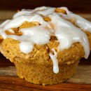 Whole Wheat Pumpkin Muffins 5
