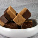 Chocolate- Peanut Butter Fudge