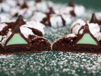 Mint Kiss Cookies 3