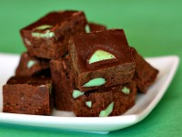 Mint Truffle Fudge 1
