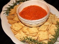 Romesco Roasted Red Pepper Spread