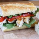 Chicken & Arugula Sandwiches
