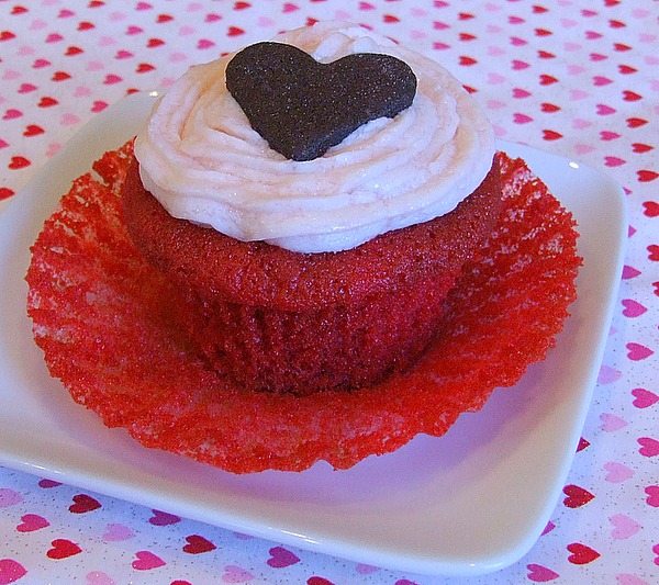 Red Velvet Nutella Cupcake Recipe Red Velvet Cupcakes With