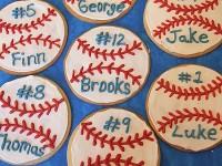 Baseball Cookies 6