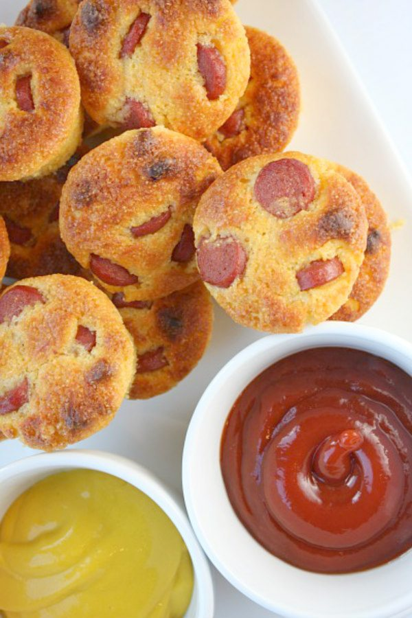 Corn Dog Muffins Recipe Girl