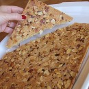 Lemon Almond Cookie Brittle 3