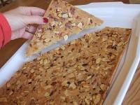 Lemon Almond Cookie Brittle 3