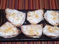 Parmesan Crab Bites