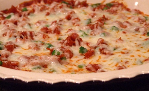 Pepperoni Dip Recipe