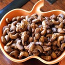 Rosemary Maple Roasted Cashews