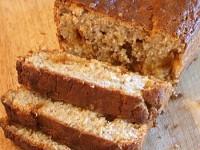 Apple Butterscotch Bread