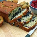 Banana Blueberry Bread Pic