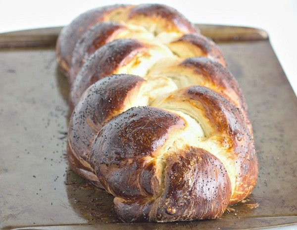Sweet Challah Bread