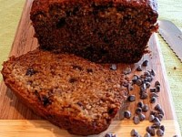 Chocolate Chip Banana Bread Pic